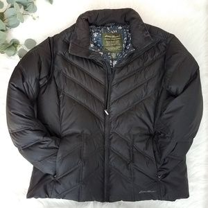 EDDIE BAUER Premium Goose Down Puffer Jacket XL